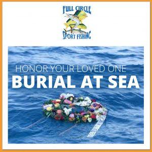 Burial at Sea Fort Lauderdale Florida