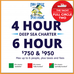 Fort Lauderdale Fishing Charters Half Day