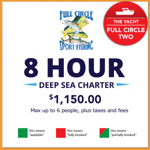 Offshore fishing Fort Lauderdale Full Day Charters