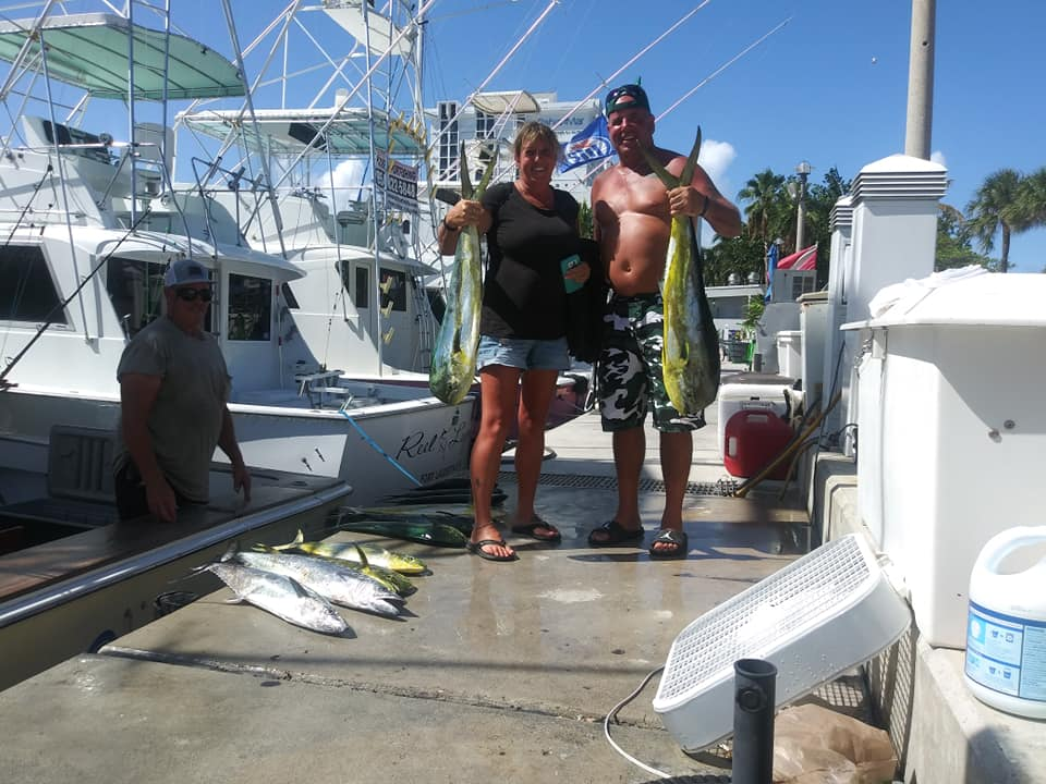 A great day of Ft. Lauderdale Fishing!