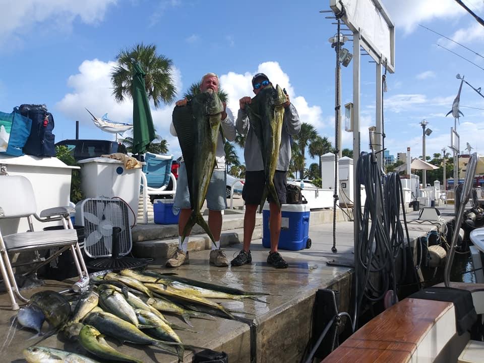 Mahi Fishing Fort Lauderdale