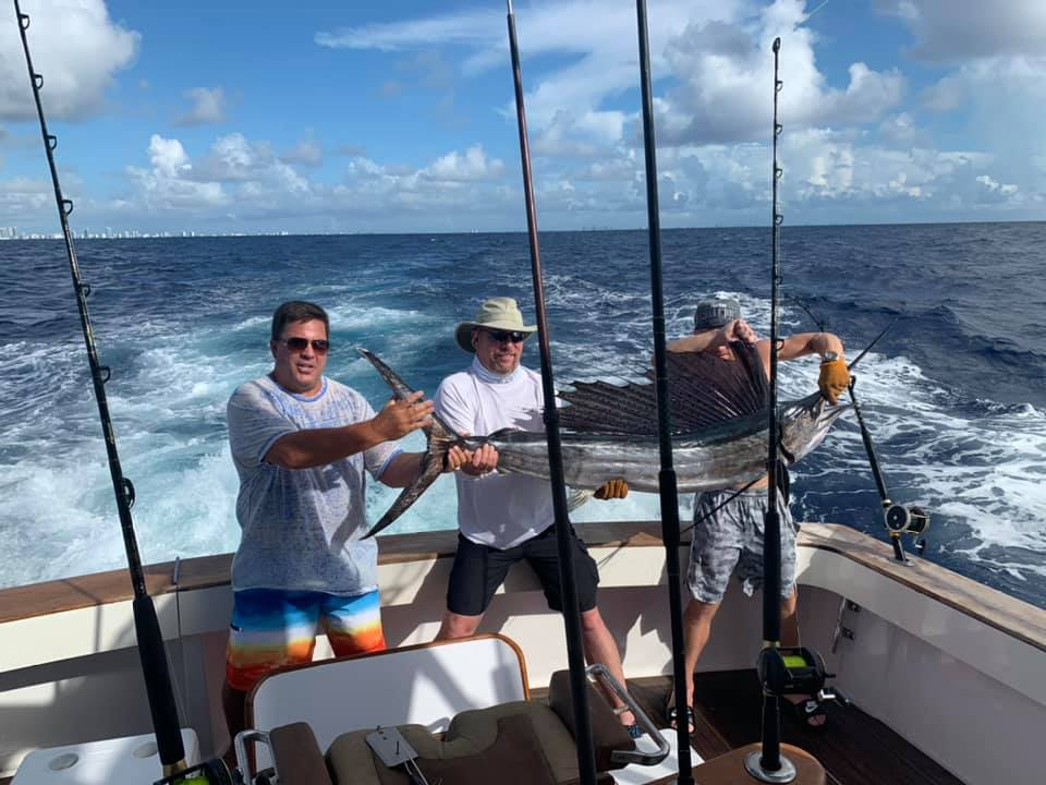 Fishing & Social Distancing go Hand in Hand in Ft. Lauderdale