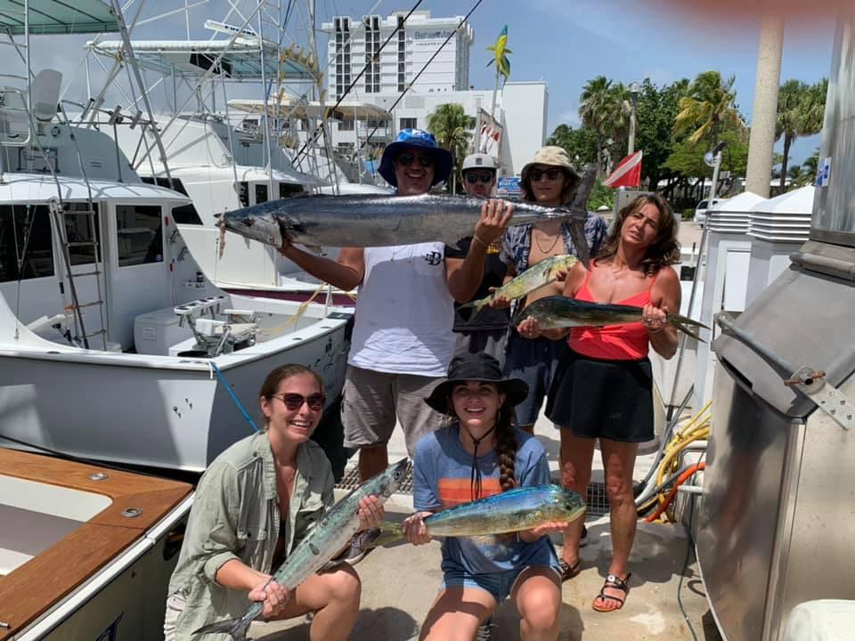 Ft. Lauderdale Fishing Report September 2020